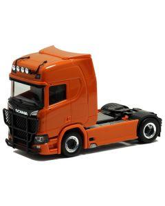 Scania CR HD V8 Zugmaschine, orange