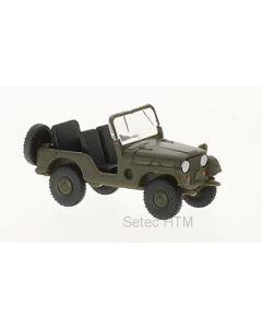 Jeep Universal Military