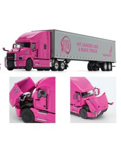 Mack Trucks Pink Lady