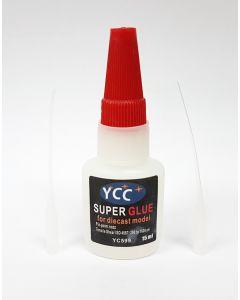 Super Glue for diecast models