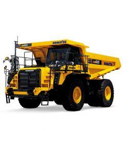Komatsu HD605-8 Dump Truck