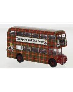 AEC Routemaster, Younger´s Tartan beer, 1960