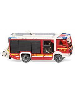 MAN TGM Euro6 / Rosenbauer Feuerwehr - AT LF