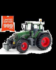 Fendt 818 Vario with wide tyres