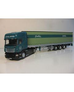 "Scania 730 & Planenauflieger  3-A ""Setz"""