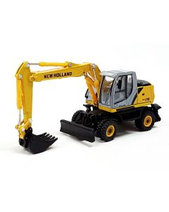 New Holland We170 Wheeled Excavator