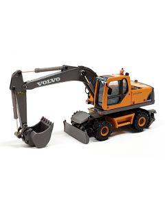 Volvo Ew 180B Wheeled Excavator