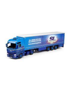 MAN  TGX XXL  Schwedt Logistik