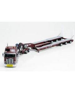 Kenwort K200 Drake&trailer burgund