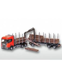 Scania R500 6x4  Timber Truck