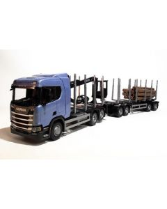 Scania R450 6x4 Timber Truck