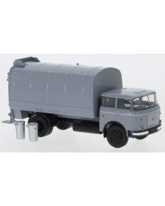 LIAZ 706 Müllwagen, grau, 1970