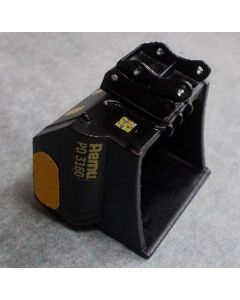 Remu PD3160 Padding Bucket (Quick Coupler)
