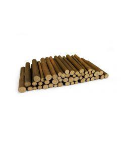 Ladegut von Holz 58mm