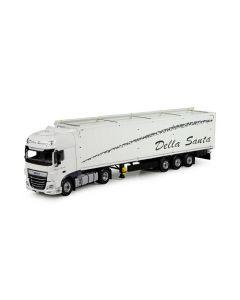 """DAF XF SSC mit Cargo Floor Auflieger """"Della Santa"""""""