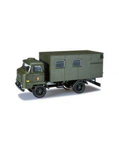 """IFA L 60 Koffer-LKW """"NVA"""""""