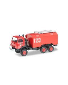 """Kamaz 5320 Koffer-LKW """"Feuerwehr"""""""