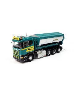 "Scania ""Wellauer"" mit Hakenarm"
