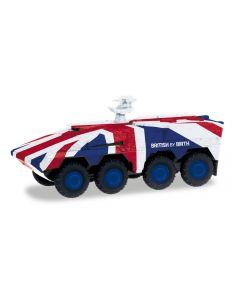 """GTK Boxer """"British Army Vorführfahrzeug"""""""