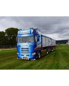 "Scania S-serie HL ""Nielsen, Brian - Godfather"""