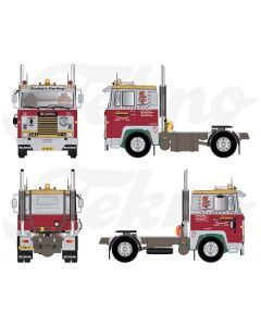 "Scania 141 V8 Truckstar Legends ""Piet van Drunen"""