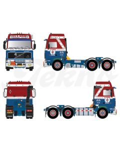 """Volvo F12 Gl. 6x2 """"A. v.d. Wouw"""""""