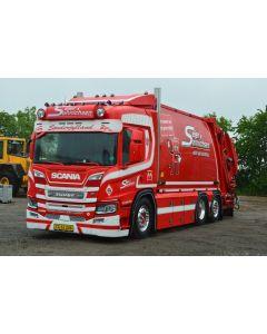 Scania  P-serie 580-V8 Sejer & Sonnichsen