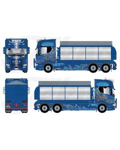 "Scania Next Gen R-serie HL ""Solbjorg - Moneymaker"""