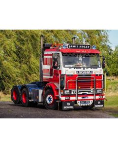 "Scania 2-serie 6x2 ""Jamie Holey"""