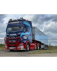 Scania  S Highline Rowell's Transport