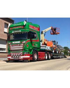 """Scania R-serie Streamline TL """"Jan Mues"""""""