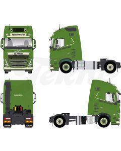 "Volvo FH04B Gl. XL 4x2 ""Volvo Truck Center"""