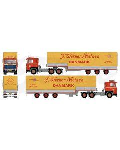 """Scania 140 6x2 """"J. Werner Nielsen"""""""