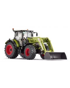 Claas Arion 650 mit Frontlader