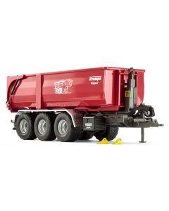 Krampe Hakenlift THL 30 L mit Abrollcontainer