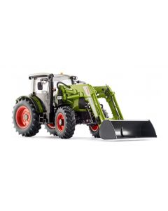 Claas Arion 430 + Frontlader 120