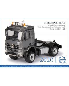 MB Arocs Agrar Truck