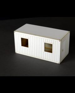 Bürocontainer Bausatz