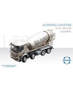 "MB Arocs Schwing-Stetter ""Salomon Transporte"""