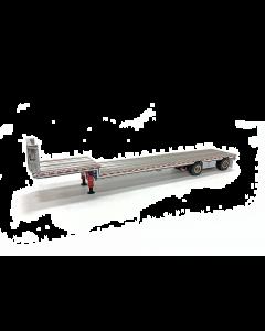 East Drop Deck - Aluminum/red mit Zubehör