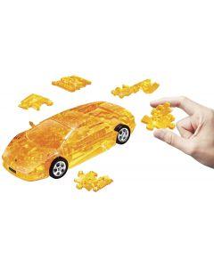 Puzzle Fun 3D Lamborghini Murciélago, gelb transparent