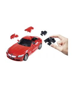 Puzzle Fun 3D BMW Z4 rot