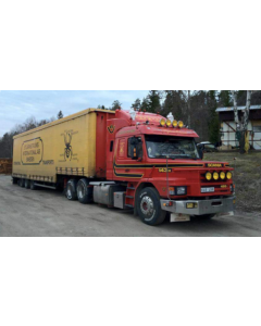 Scania 143 Stjarnstrom
