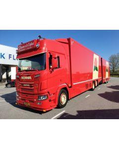 """Scania Next Gen R650 HL """"Fleurs van den Eijkel"""""""