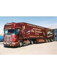 "Scania 4-Serie TL ""Ola Jacobssen"""