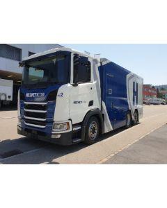 Scania  Planzer Geldtranspor resin