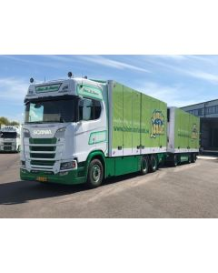 Scania Next Gen S-Highline Steen Hansen