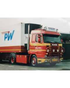 """Scania 143 Streamline """"PA v.d Windt Transport"""""""