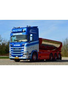 """Scania Next Gen R-serie Hl Hakenarm """"Flemming Paulsen"""""""