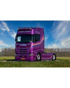 """Scania Next Gen S650 HL """"Jarno van Leent"""""""